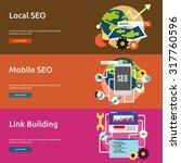 seo   development | Shutterstock .eps vector #317760596