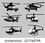 vector black and white... | Shutterstock .eps vector #317768798