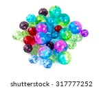 various beads | Shutterstock . vector #317777252
