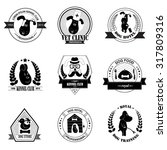 Set Of Kennel Club Logo...
