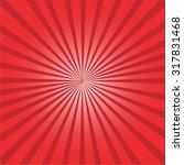 sun burst pattern. vector... | Shutterstock .eps vector #317831468