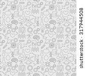science pattern | Shutterstock .eps vector #317944508