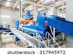 sofia  bulgaria   conveyor belt ... | Shutterstock . vector #317945972