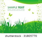 summer background   Shutterstock .eps vector #31805770