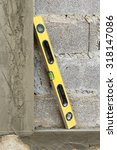 Small photo of construction Plaster Tool