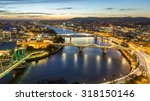 Brisbane City  Panorama Aerial...