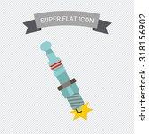 spark plug icon | Shutterstock .eps vector #318156902
