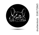 dog vector breed cute pet...   Shutterstock .eps vector #318172865