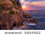 cinque terre | Shutterstock . vector #318193322