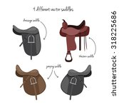Different Types Of Saddles For...