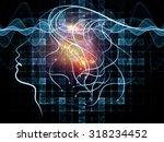 human tangents series....   Shutterstock . vector #318234452