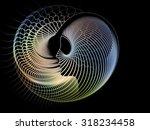geometry of soul series.... | Shutterstock . vector #318234458