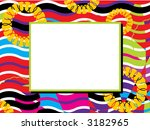 abstract background with square ... | Shutterstock .eps vector #3182965