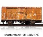 Rusty Train Rusty Bogie Train...