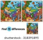 game for children  find... | Shutterstock .eps vector #318391895