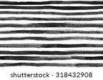 black white ink abstract... | Shutterstock . vector #318432908