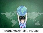 children's educational success... | Shutterstock . vector #318442982
