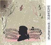 Grunge Background Illustration