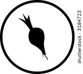 beet symbol   Shutterstock .eps vector #3184723