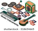illustration of info graphic...   Shutterstock .eps vector #318654665