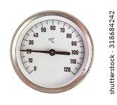 Old Circular Celsius...