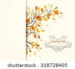vector illustration of a... | Shutterstock .eps vector #318728405