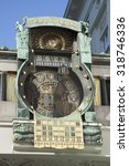 ankeruhr astrologial clock by