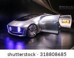 frankfurt   sept 15  mercedes...   Shutterstock . vector #318808685