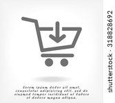 add to shopping cart  icon....
