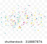 abstract background with many... | Shutterstock .eps vector #318887876