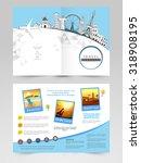 Creative Brochure  Template Or...