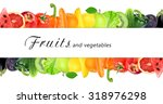 Fresh Color Fruits And...