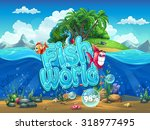 Fish World   Illustration Boot...