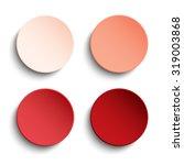 vector set of illustration of... | Shutterstock .eps vector #319003868