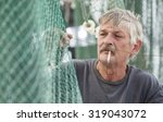 Deckhand On Commercial Fishing...