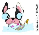 vector illustration of cut... | Shutterstock .eps vector #319072472