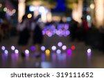 bokeh purple it beauty | Shutterstock . vector #319111652