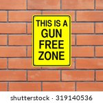 modified road sign indicating... | Shutterstock . vector #319140536