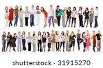 37 people   Shutterstock . vector #31915270