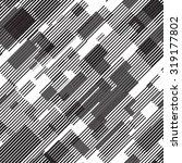 black stripes geometric...   Shutterstock .eps vector #319177802