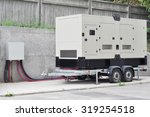 Big Backup Generator For Offic...