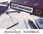 facility management   office... | Shutterstock . vector #319258616