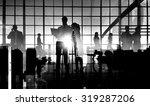 business people meeting... | Shutterstock . vector #319287206