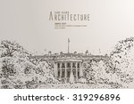 white house | Shutterstock .eps vector #319296896