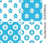 rental house patterns set ...