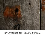 old wooden boards | Shutterstock . vector #319354412