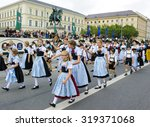 munich  germany   september 20  ...   Shutterstock . vector #319371068