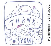vector illustration of many... | Shutterstock .eps vector #319560032