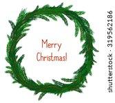 Simple Christmas Wreath...