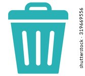 Trash Can Icon From Primitive...